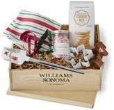 Williams-Sonoma Williams Sonoma Holiday Cookie Gift Crate