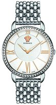 Versace Women's VQQ040015 New Krios Stainless Steel Watch