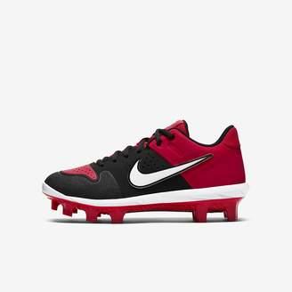 Nike Big Kids' Baseball Cleat Alpha Huarache Varsity Low MCS