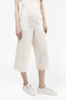 Holiday Lace Gaucho Trousers
