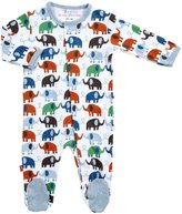 Magnificent Baby Footie - Boy's Elephant-NB