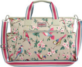 Cath Kidston British Birds Carry All Nappy Bag