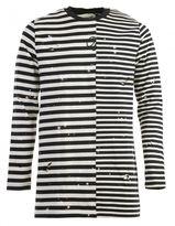 Off-White Cotton Sweater