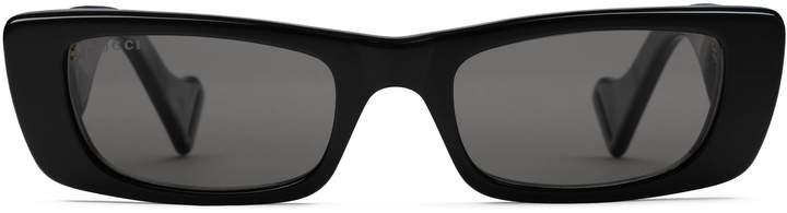 Gucci Rectangular sunglasses