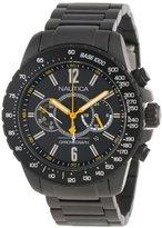 Nautica Unisex N26537G NST 15 Chrono Date Watch