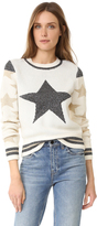 Just Cavalli Star Stripe Sweater