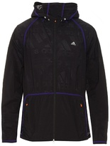 Adidas By Kolor Attached-hood Nylon Jacket