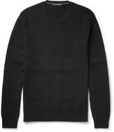 Michael Kors - Textured-knit Cotton-blend Sweater