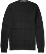 Michael Kors - Textured-knit Cotton-blend Sweater