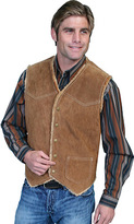 Scully Men's Boar Suede Hunting Vest 82