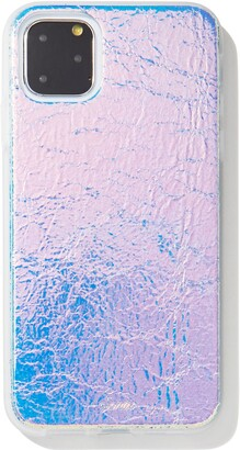 Sonix Holographic Faux Leather iPhone 11, 11 Pro & 11 Pro Max Case