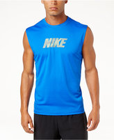 Nike Men's Graphic Print Sleeveless T-Shirt