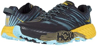 Hoka One One Speedgoat 4 (Antigua Sand/Anthracite) Women's Shoes