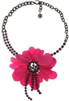 Lanvin Necklace With Flower Detail