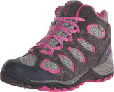 Merrell Girl's Hilltop Ventilator Mid (Little Kid/Big Kid) Shoe