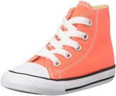 Converse Chuck Taylor All Star Hi (Inf/Tod) - Hyper Orange - 4 Infant