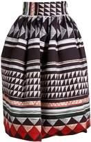 Stella Jean Puffy Skirt