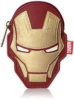 Loungefly Women's Marvel Iron Man Bag Coin Purse