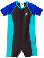 TYR Boys' UPF 50+ Short Sleeve Solid Thermal Suit 8117740