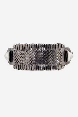 Johnny Was Silver Cleopatra Bracelet