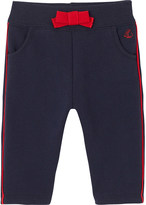 Petit Bateau Baby girl's fleece pants 3-36 months