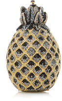 Judith Leiber Couture Crystal Pineapple Clutch