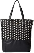 Roxy Hello Lovely Tote Bag (Anthracite) Handbags