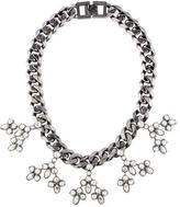 Mawi Crystal Blossom Necklace