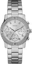 GUESS Women's Confetti Stainless Steel Bracelet Watch 37mm U0851L1