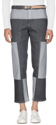 WHITE SAND 88 Denim trousers