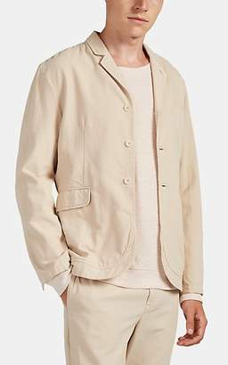 N. Max 'n Chester MAX 'N CHESTER MEN'S PETER COTTON CANVAS JACKET