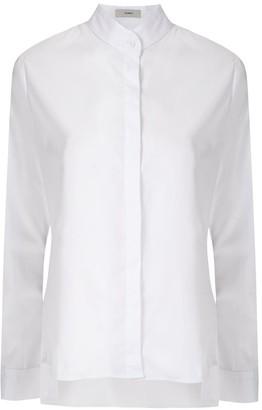 Egrey Side Slits Shirt