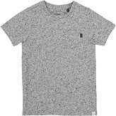 Scotch Shrunk Speckled Cotton-Blend T-Shirt