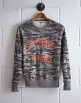 Tailgate Men's Clemson Camo Sweatshirt