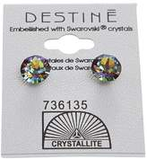 Crystallite VM Diamond Earrings