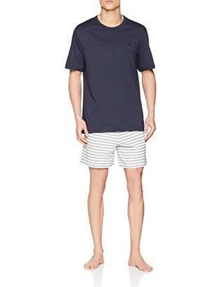 Seidensticker Men's Anzug Kurz Pyjama Set,(Size: 060)