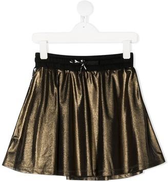 Diadora Junior Logo Patch Pleat Skirt