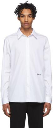 Givenchy White Classic Signature Shirt
