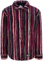 Napa By Martine Rose Napa By Martin Rose Striped Shirt Jacket