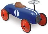 Vilac Ride-on racing car - blue