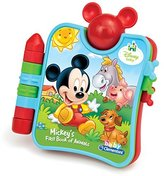 Disney Baby - Baby Mickey's First Book of Animals by