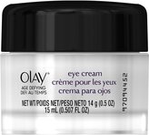 Olay Age Defying Anti-Wrinkle Eye Cream.5-Ounce- Packaging May Vary
