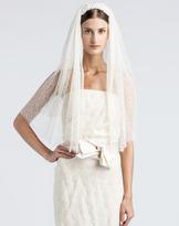 Lanvin Wedding Lace Veil