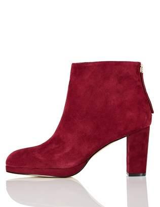 Amazon Brand - find. Platform Ankle Boots