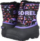 Sorel Unisex-Kids Children's Snow Commander Print