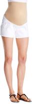 Motherhood Jessica Simpson Secret Fit Belly 5 Pocket Maternity Shorts