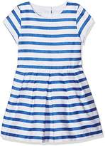 Absorba Girl's Indigo Mkf Dress