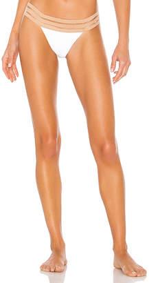 Beach Bunny Sheer Addiction Brazilian Bikini Bottom