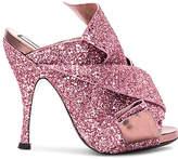 No.21 No. 21 Bow Glitter Heel