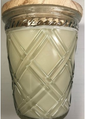 Overstock Swan Creek Timeless Collection Snowflakes at Midnight Candle